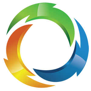 GreenCore EV Solutions Outer Ring of Logo